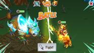 Chronohog Battle Ready