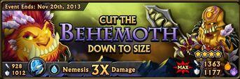 Behemoth banner