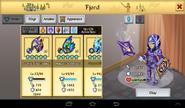 Conjured Battlegear 1st Evo Female