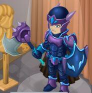Armor of Eurus Level 1