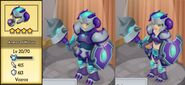 Armor of Notus Evolution 1