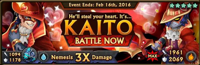 Kaito's News Banner