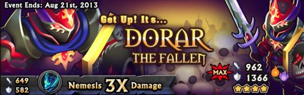 Dorar the Fallen Banner