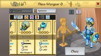 Nian Wargear Male Evo 0