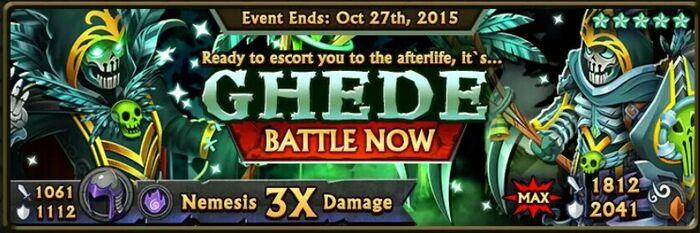 Ghede's Banner
