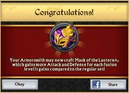 Mask of the Lantern Plus Unlock