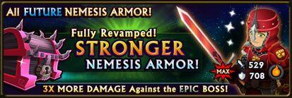 Nerezza's Nemesis Banner