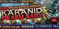 Karanid Raid