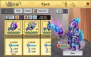 Chaotic Hellguard 2nd Evo Female