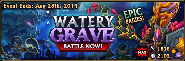 Watery Grave Banner