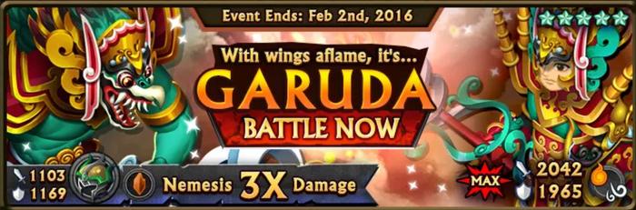 Garuda News Banner