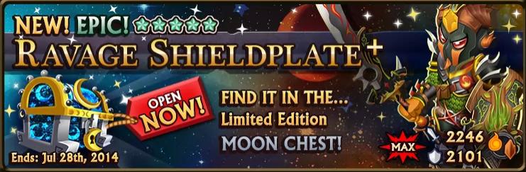 Moon Chest Banner