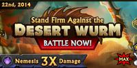 Desert Wurm