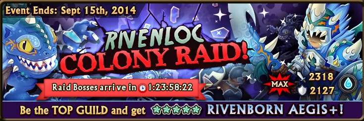 Rivenloc Raid Banner