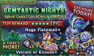 Gemtastic Nights Banner