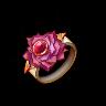 Solar Leafsceptre-Floral Sunloop (Ring)