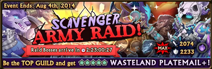 Scavenger Raid