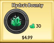 Hydra's Bounty Update