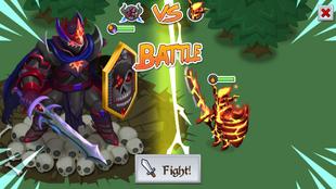 Dorar the Fallen in the Battlefield