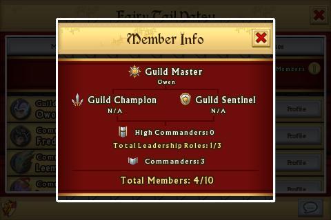 Member Info