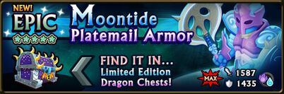Moontide Platemail Armor