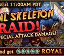 Royal Skeleton Raid
