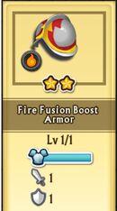 Fire Fusion Boost Armor2