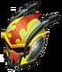 Wasp Carapace-Head