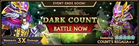 Dark Count-Banner