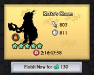 Kaito's Charm Crafting