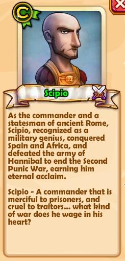 Scipio Text