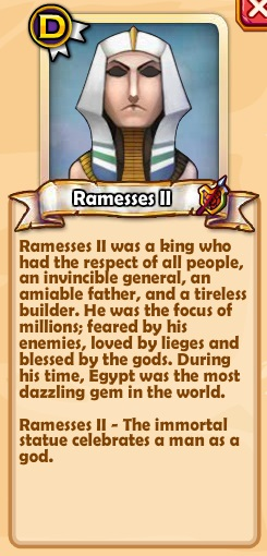 Ramesses II Text
