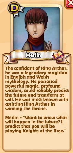 Merlin Text