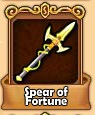 Spear of Fortune