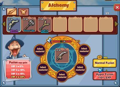 Alchemy Shop