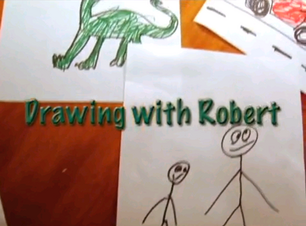 Drawing With Robert