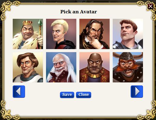 Avatars Male