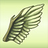 Green Griffin Wings-icon