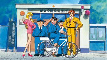 Kochikame Characters