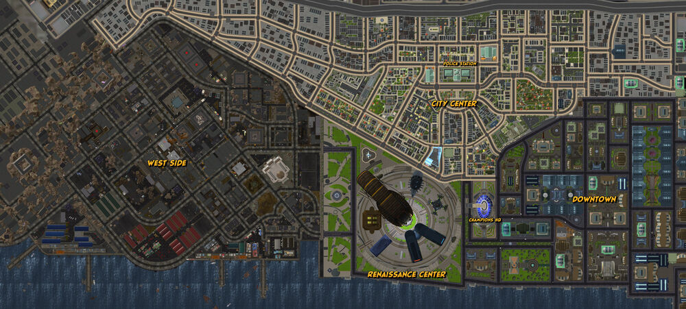 MC Map Neighborhood copy