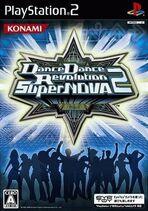 Dance Dance Revolution SuperNova 2 Japanese PlayStation 2 cover art