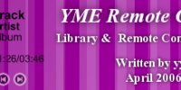 YME Remote Control