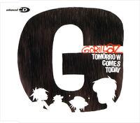 Gorillaz tomorrow cd cover big