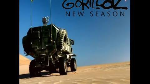 Gorillaz - New Season (Full Album)