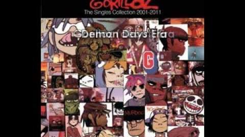 Gorillaz - The Singles Collection (2001 - 2011) FULL ALBUM + Bonus Tracks