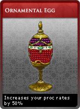 Ornamental Egg