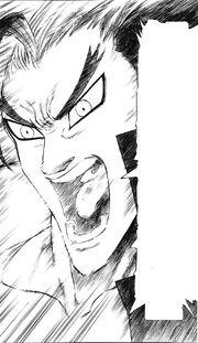 Akira yelling at Oyanana
