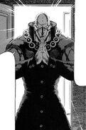 Raionji showing up and saving Yuu