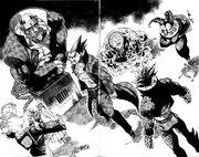 The Five Dark Vows surrouning Akira