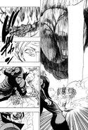 Akira crushing Hakai